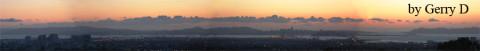Oakland San Francisco Skyline photo