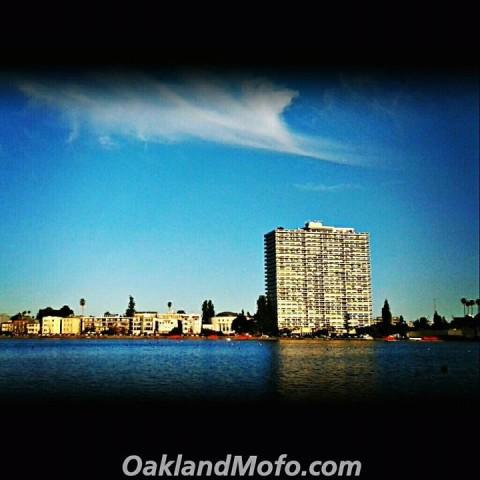 lake chalet dock