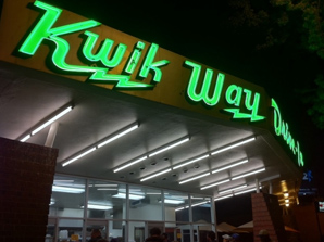 Kwik Way Burgers Oakland