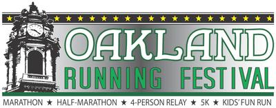 running festival oakland marathon