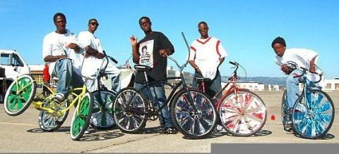 scrapper bikes