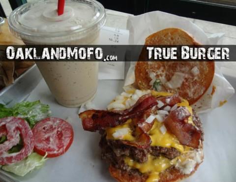 true burger shake