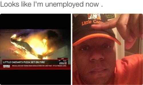 riots fires
