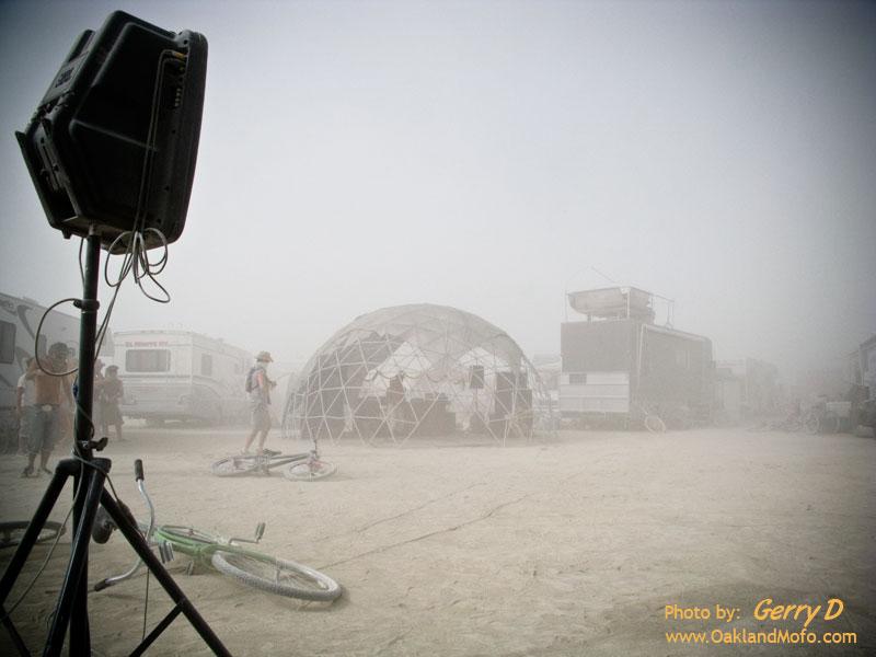 Sand Storm Saturday
