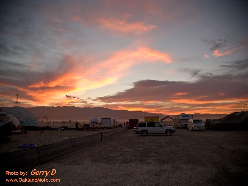 The Playa Sunset