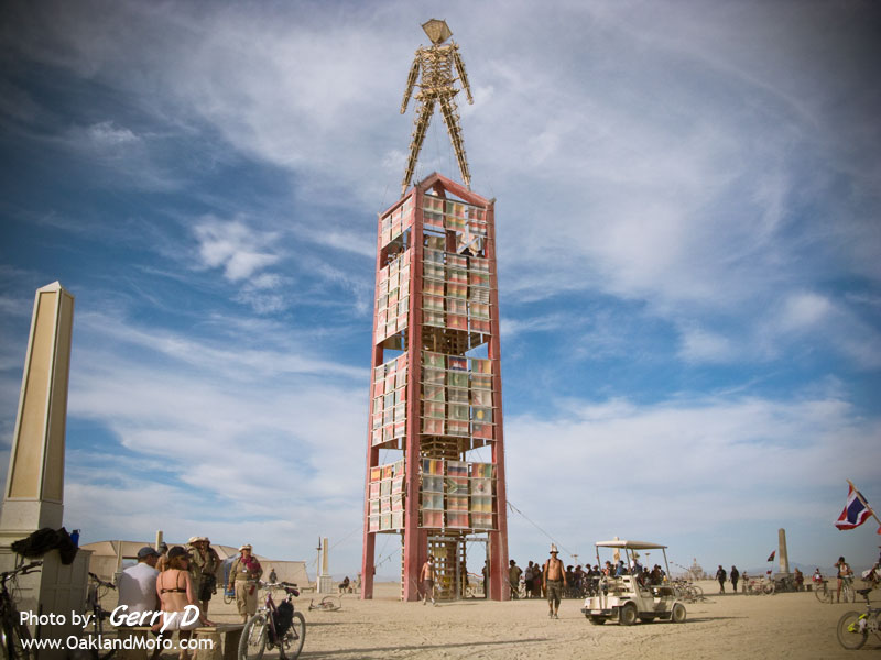 The Burning Man Man Day picture