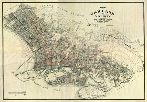 real estate map from 1912