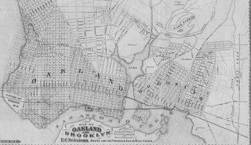 oakland used to be named brooklyn