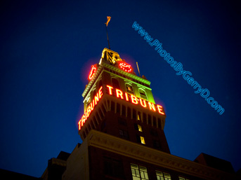 oakland tribune building