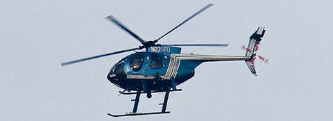 oakland police helicopter