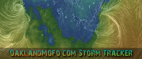 Best Weather Maps Bay Area Storm Tracker