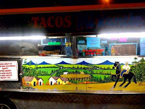 Tacos Mi Rancho taco truck