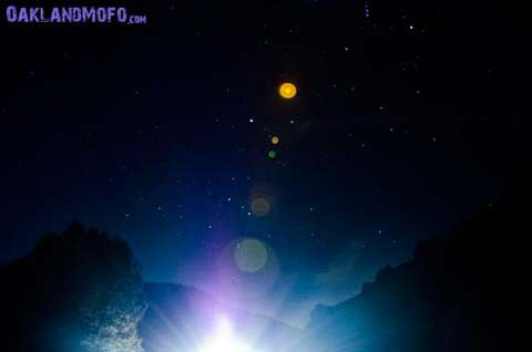 yosemite ufo sighting